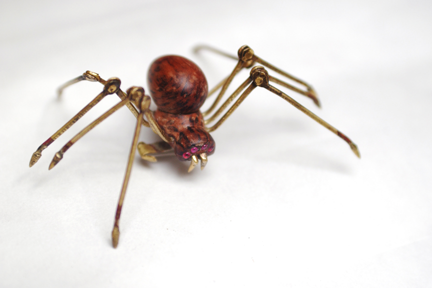 Online Buy Wholesale spider brooch from China spider brooch ...
